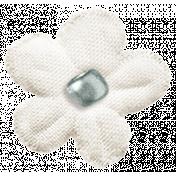 Sugar & Sweet- Cream Flower