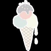 Sugar & Sweet Elements- Ice Cream