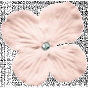 Sugar & Sweet Elements- Pink Flower