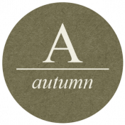 Autumn Day- Autumn Tag