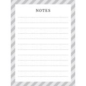 Sugar & Sweet- Journaling Card 04