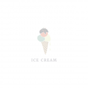 Sugar & Sweet- Journaling Card 12
