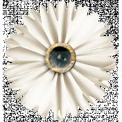 Hello December Accordion Flower