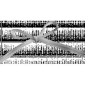 Ribbons No. 4 Templates- Ribbon Template 06