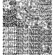 Scatter Bits. No. 1 Templates- Scatter Bits 05