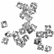 Scatter Bits No. 1 Templates- Scatter Bits 06