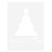 Christmas Day Vellum Cards- Card 05