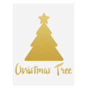 Christmas Day Vellum Cards- Card 06