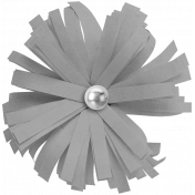 Christmas Day- Paper Flower Template