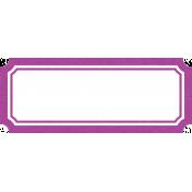 Back To Basics- Rectangle 2 Label 16