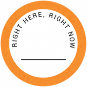 Back To Basics- Right Here, Right Now Label 04