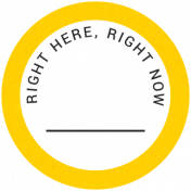 Back To Basics- Right Here, Right Now Label 07