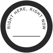 Back To Basics- Right Here, Right Now Label 27