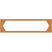 Back To Basics Labels- Arrow 1 Labels- Label 9