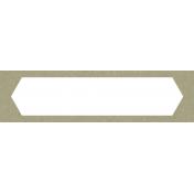 Back To Basics Labels- Arrow 1 Labels- Label 26