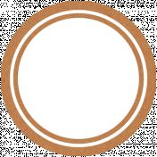 Back To Basics Labels- Circle Label 9