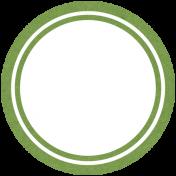 Back To Basics Labels - Circle Label 12