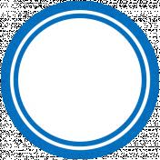 Back To Basics Labels- Circle Label 18