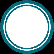 Back To Basics Labels- Circle Label 20