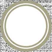 Back To Basics Labels- Circle Label 26