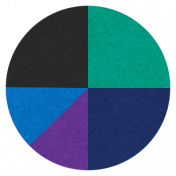 Back To Basics Labels- Color Chart 2