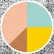 Back To Basics Labels- Color Chart 6