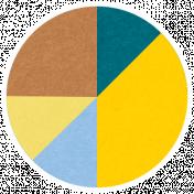 Back To Basics Labels- Color Chart 7