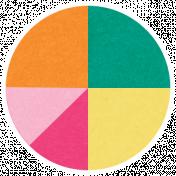 Back To Basics Labels- Color Chart 11