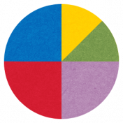 Back To Basics Labels- Color Chart 12