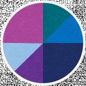 Back To Basics Labels- Color Chart 15
