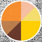 Back To Basics Labels- Color Chart 17