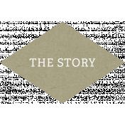 Back To Basics- The Story Label 26
