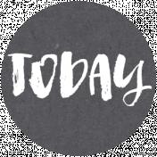 Back To Basics- Today Label 25