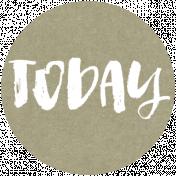Back To Basics- Today Label 26