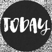 Back To Basics- Today Label 27
