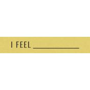 Bad Day Elements- I Feel