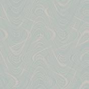 Blue and Cream Swirl paper