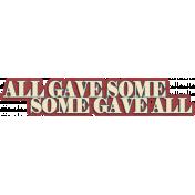KMRD-Never Forget-allgavesome