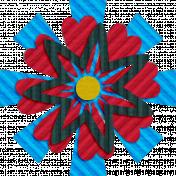 KMRD-My Favorite Truck-flower01