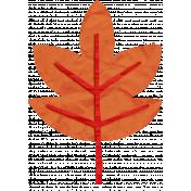 KMRD-Colorful Autumn-leaf-orange