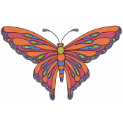 ColorAbstract_butterfly 2