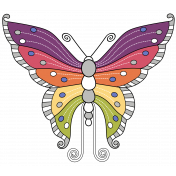 ColorAbstract_butterfly 3