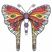 ColorAbstract_butterfly 4