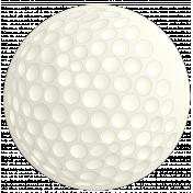 Golfing_golf ball