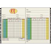 Golfing_score card