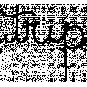 Toolbox Calendar Doodle Template 405