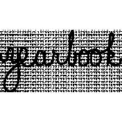 Toolbox Calendar Doodle Template 411