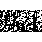 Toolbox Calendar Doodle Template 415
