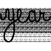 Toolbox Calendar Doodle Template 459