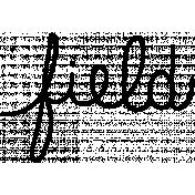 Toolbox Calendar Doodle Template 469